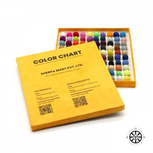color chart box hfn
