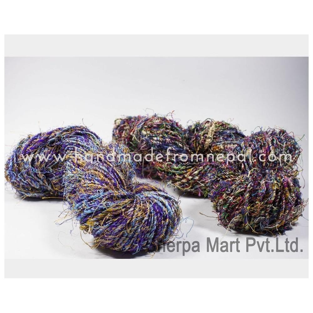 5kg Natural Pure Hemp Himalayan Handspun Yarn for Knit Crotchet /& Weave